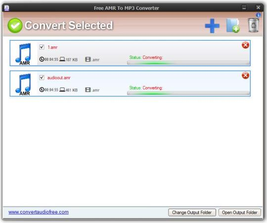 Convert Audio Free Free Amr To Mp3 Converter