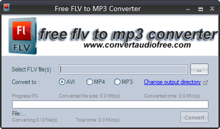 flv player mp3 converter free download